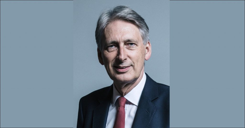 UK Chancellor