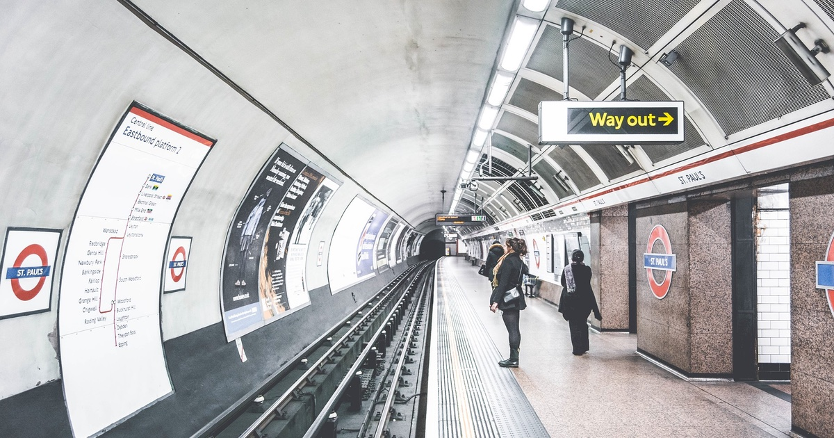 4G is Coming to the Tube, But Still no WiFi in London Underground Tunnels