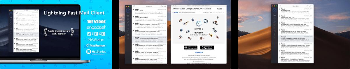 screenshots of mac airmail