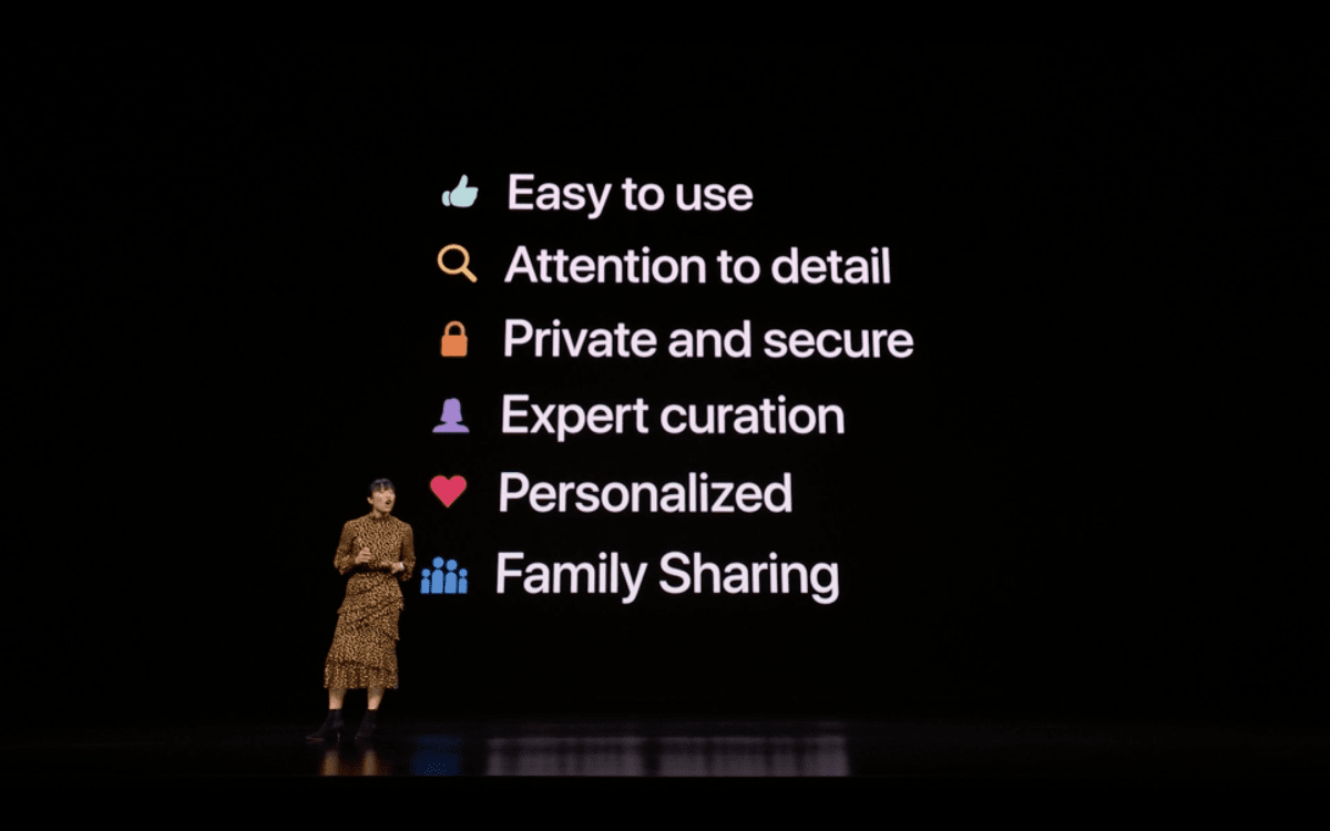 list of apple features