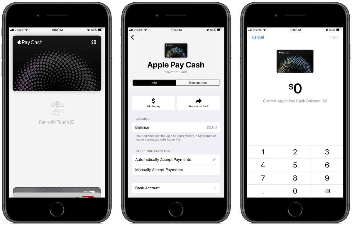 How to take video with iphone 7 plus from apple pay to bank account