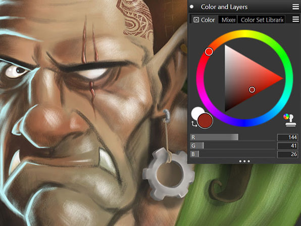 Corel Painter 2019 for Mac and Windows: $249
