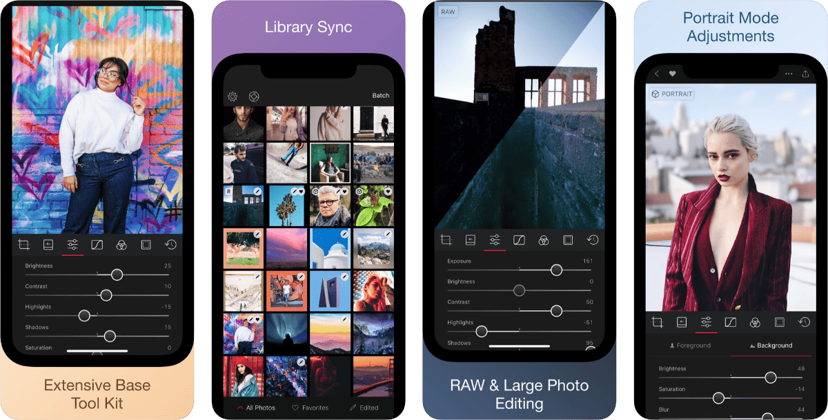 Darkroom 4.1 Adds Photos Extension, Editing in Files