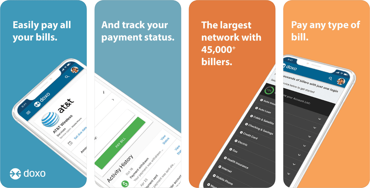Pay Bills With Apple Pay Using Doxo