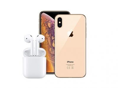 The iPhone XS Max 256GB + AirPods Giveaway