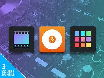 The Mixvibes DJ Software Bundle: $49