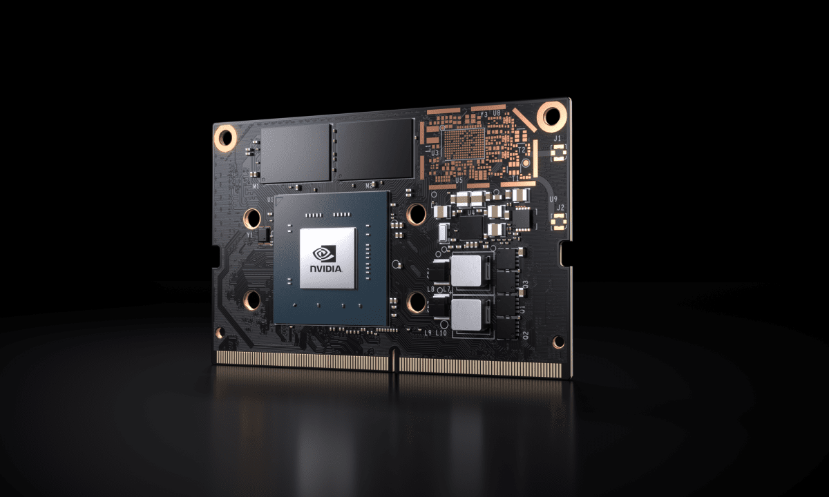 image of the nvidia jetson nano