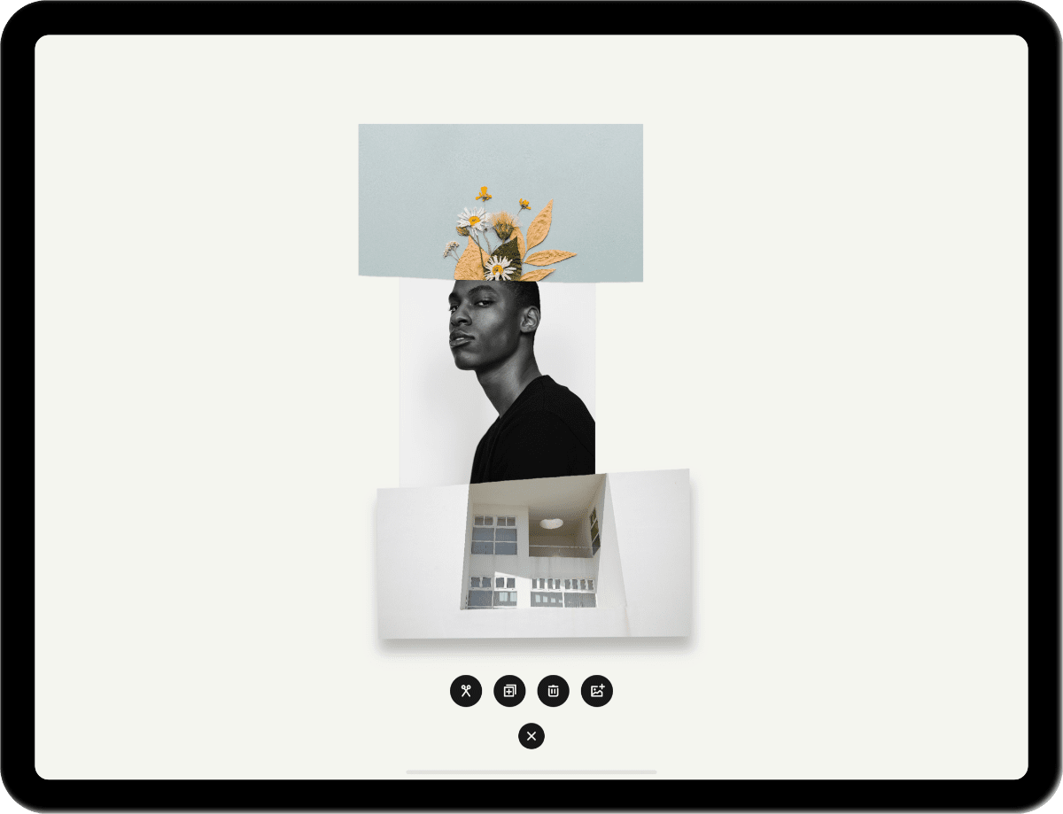 WeTransfer Adds a Collage Tool to Paper