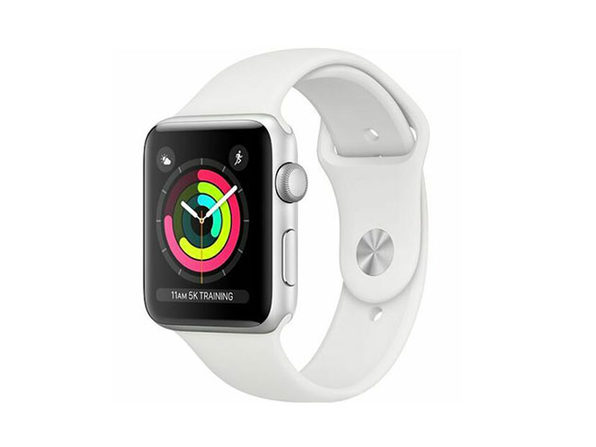Series 3 Apple Watch With GPS: $269.99