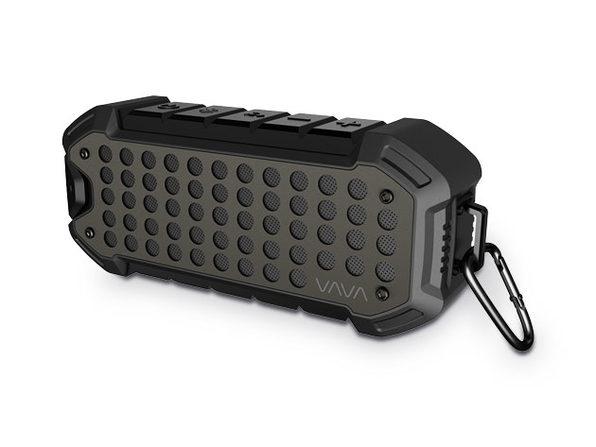 VAVA Voom 23 IPX6 Rugged Portable Speaker: $24.99