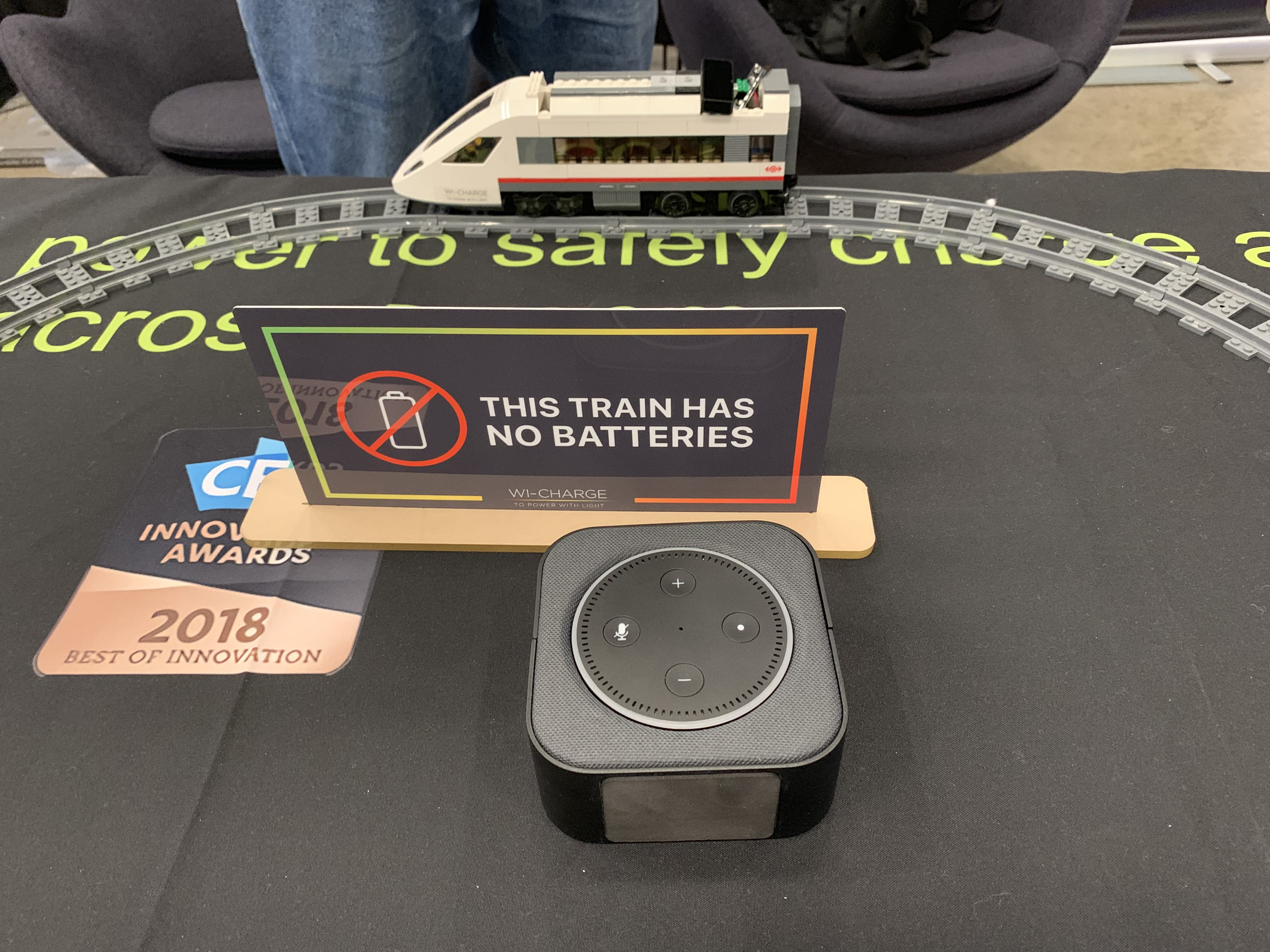 SXSW: Wi-Charge Uses Infrared to Wirelessly Charge Your Devices