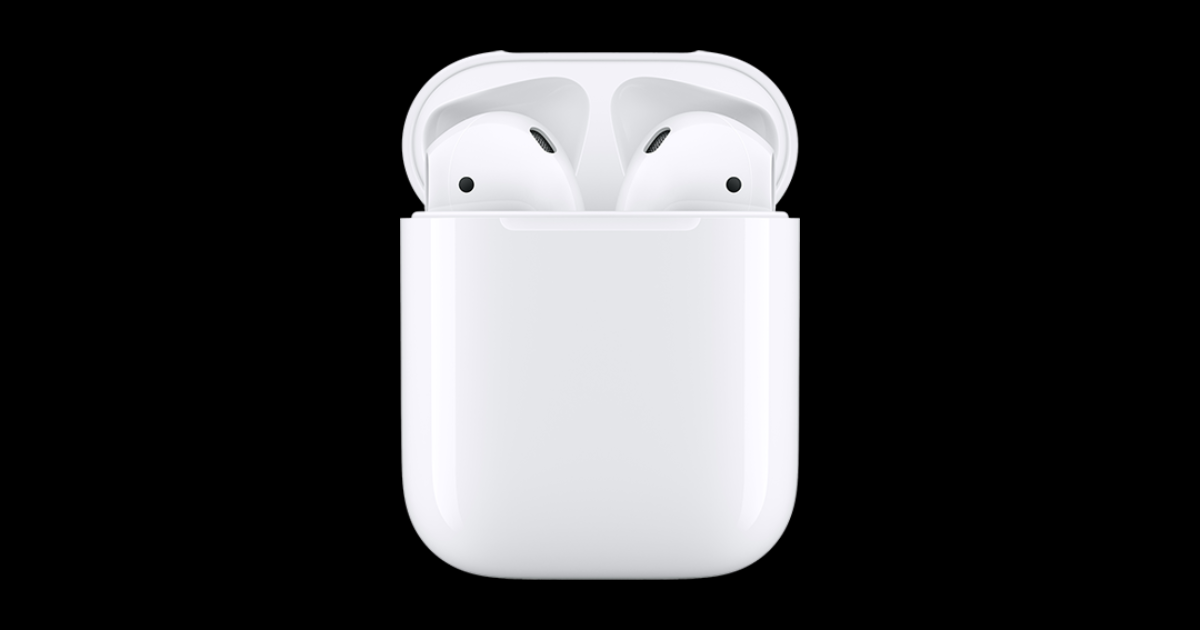 Pick Up AirPods 2 in an Apple Store Today