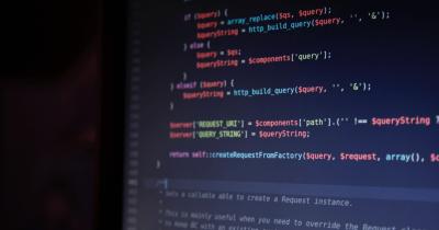 example of computer code
