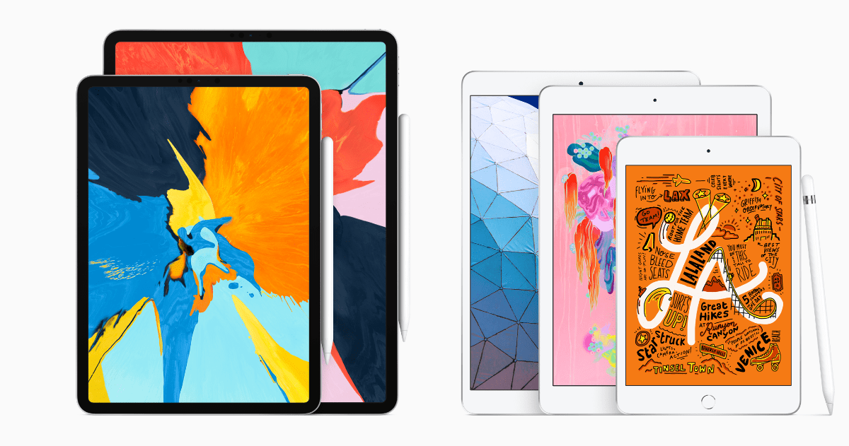 Inside the iPad Mini 5