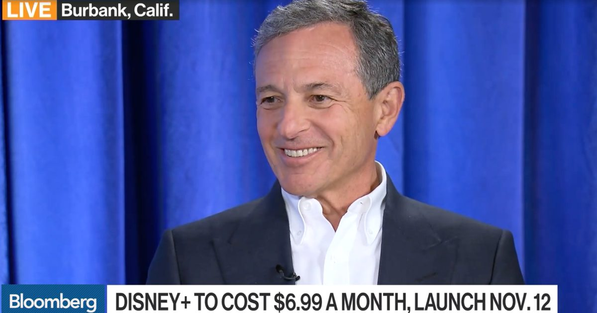 Disney+ Likely Coming to Apple TV, Bob Iger Staying on Apple Board
