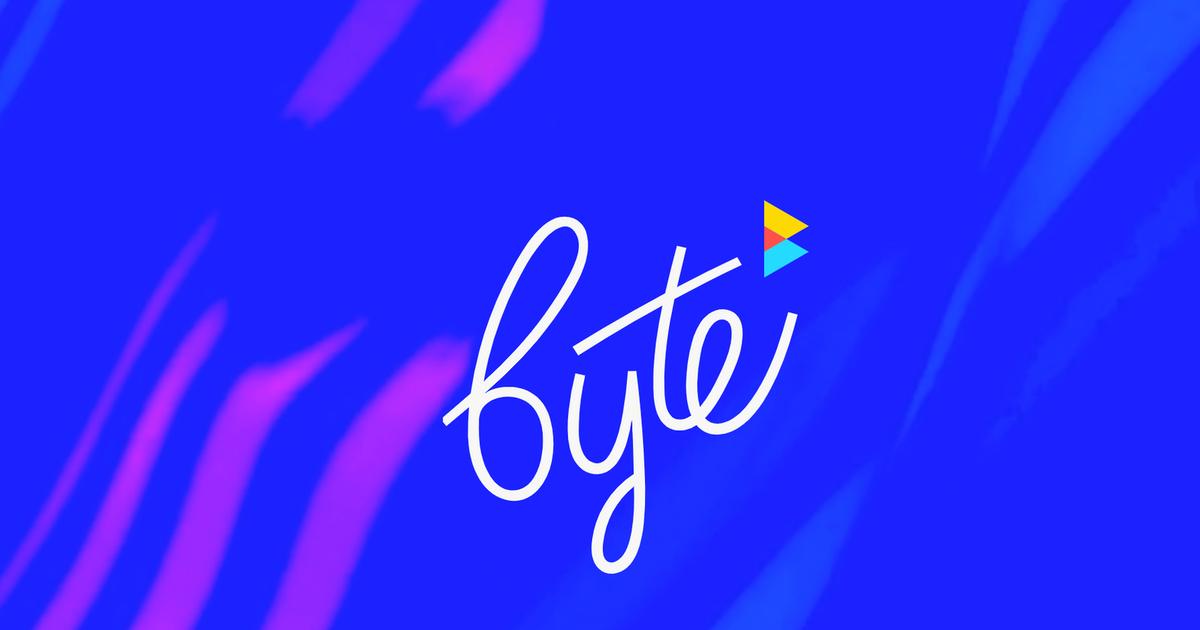 Byte: Vine Founder Beta Tests New Short Video Platform