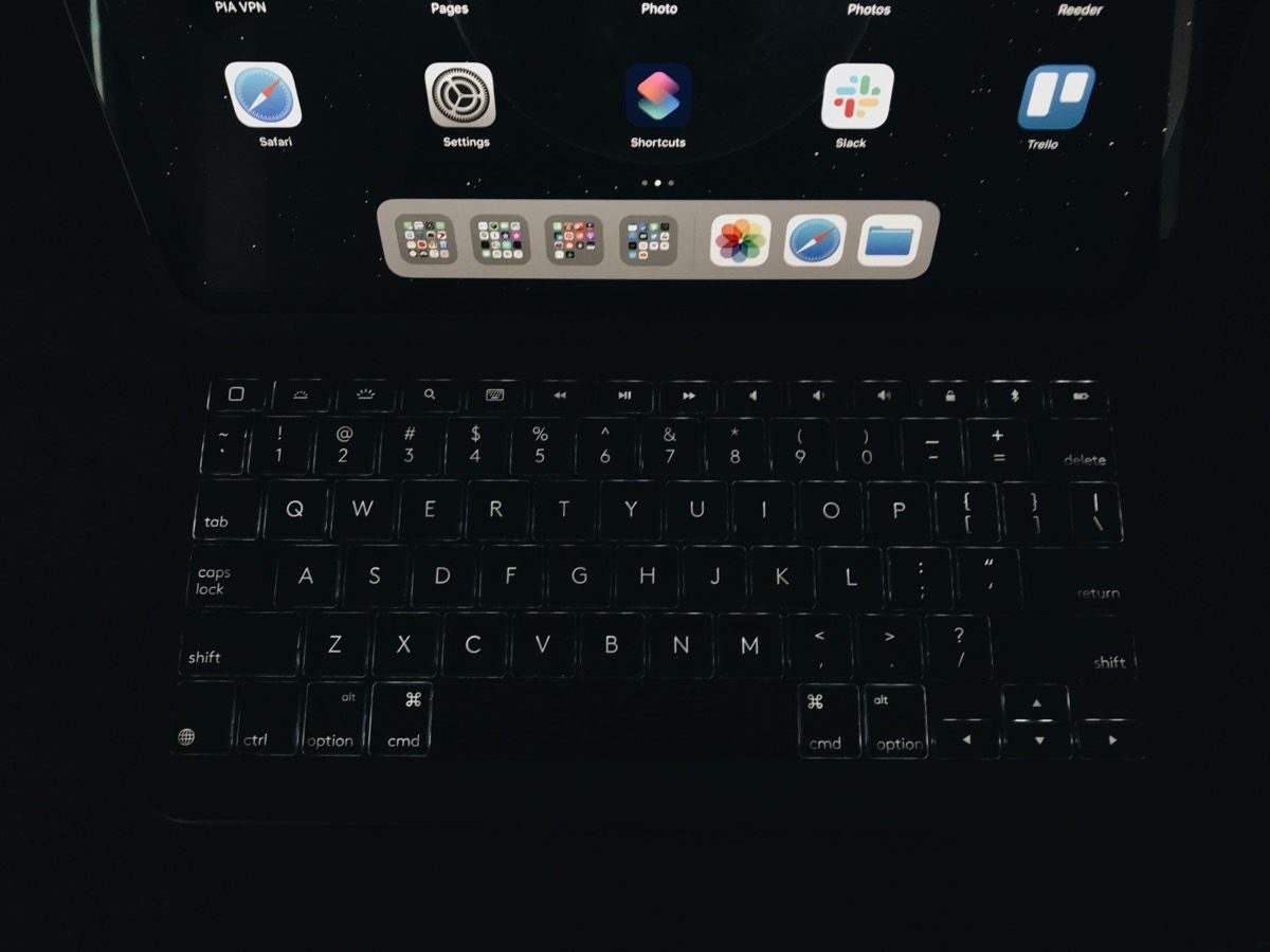 Logitech's Slim Folio Pro is the Backlit Keyboard you Need for your