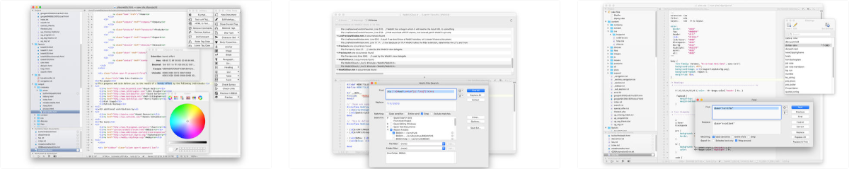 BBEdit Returns to Mac App Store after Four Years