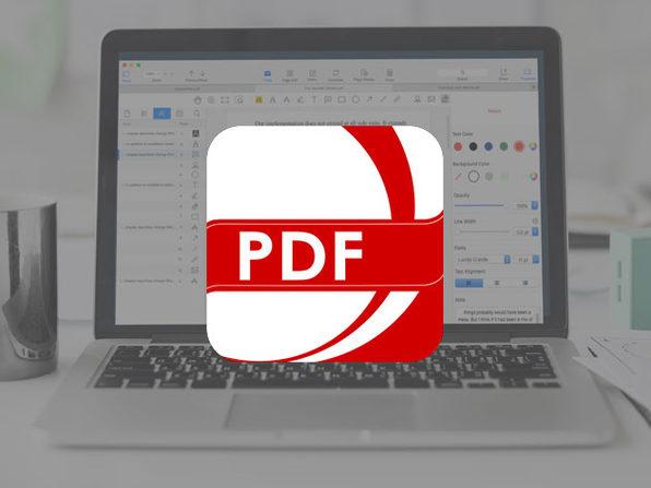 PDF Reader Pro For Mac: $24.99