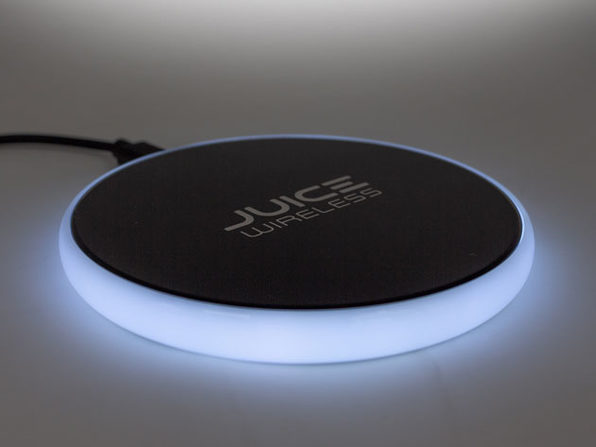 Tech2 Juice Qi-Certified Wireless Charger: $29.99