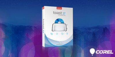 Toast 17 Titanium