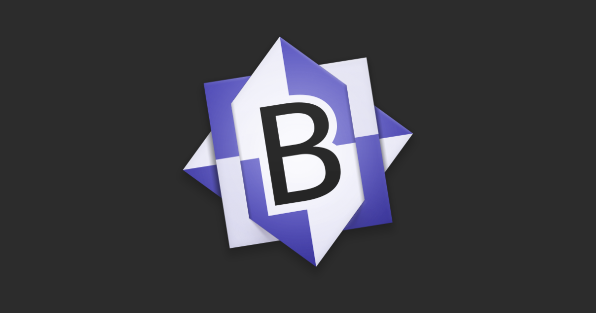 Bbedit Returns To Mac App Store After Four Years The Mac Observer