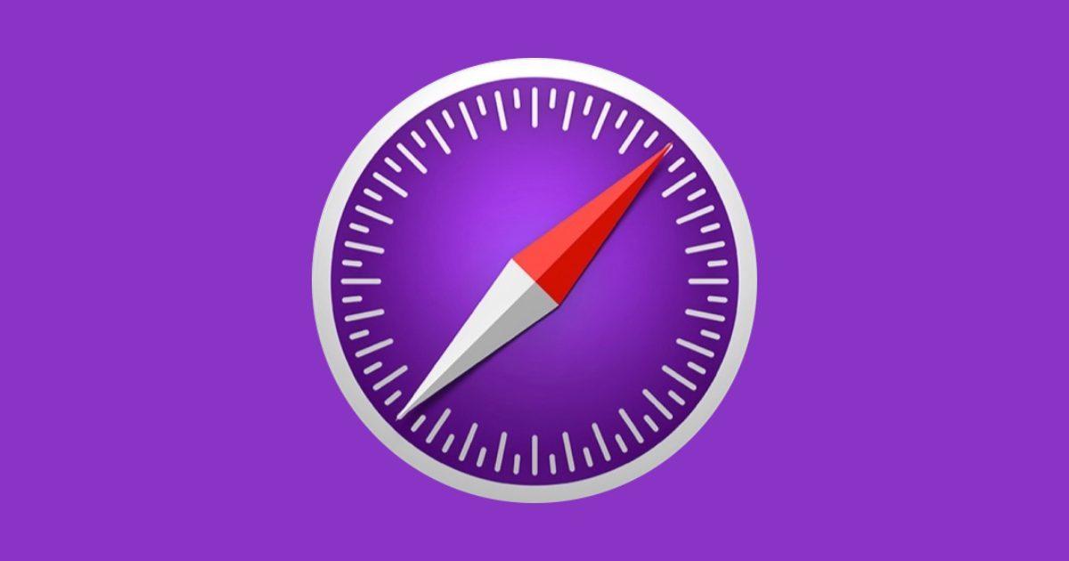 Safari technology preview logo
