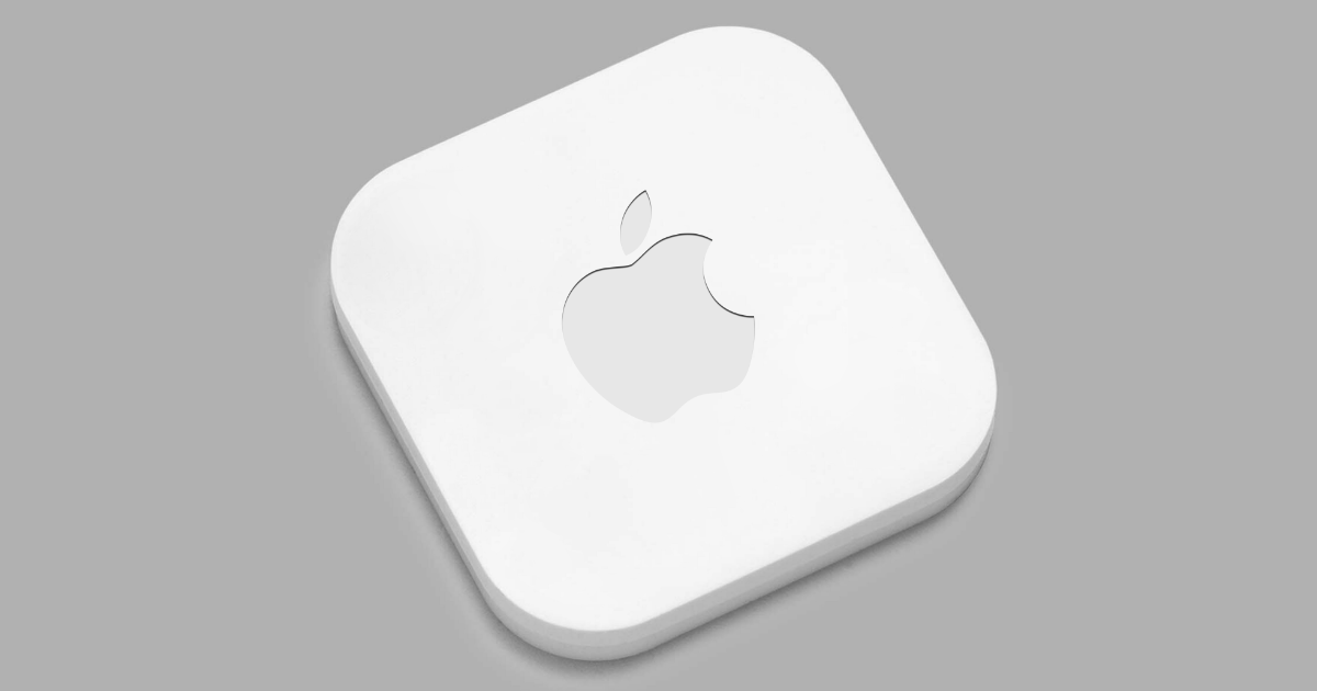 Apple Bluetooth tile concept