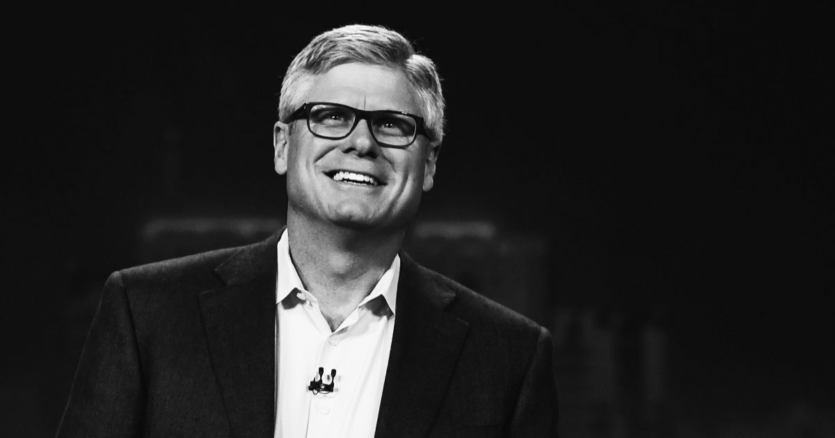 Interview With Qualcomm CEO Steve Mollenkopf