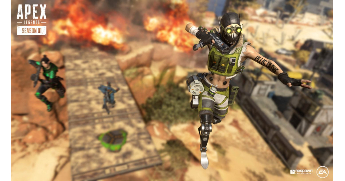 Apex Legends Coming to iPhone