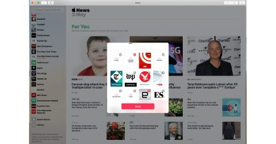 Apple News Subscribe