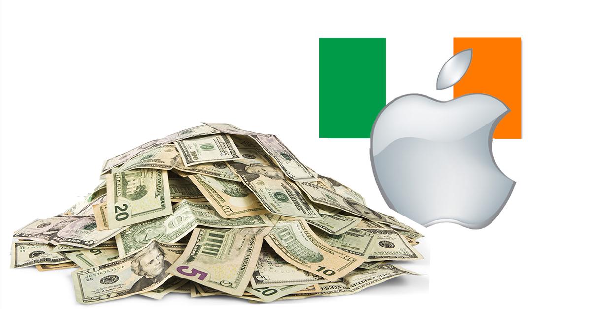 Apple is Biggest Company in Ireland