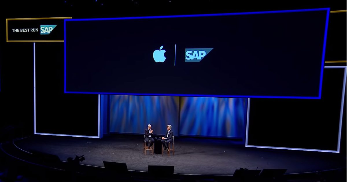 SAP Tim Cook