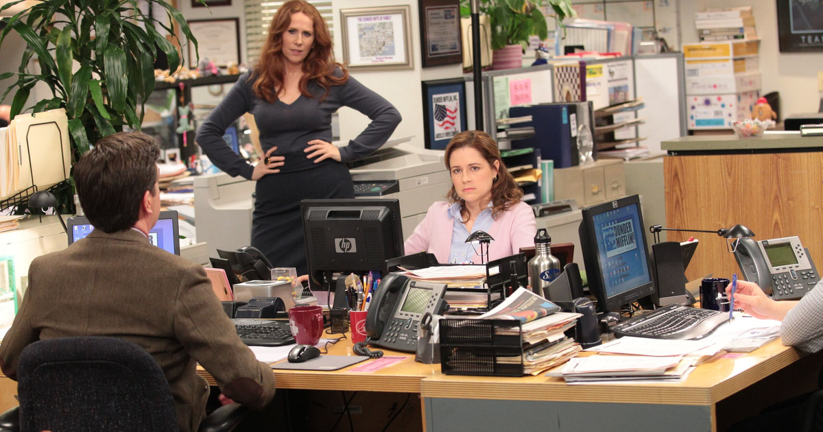 The Office Set For NBC Streaming Service