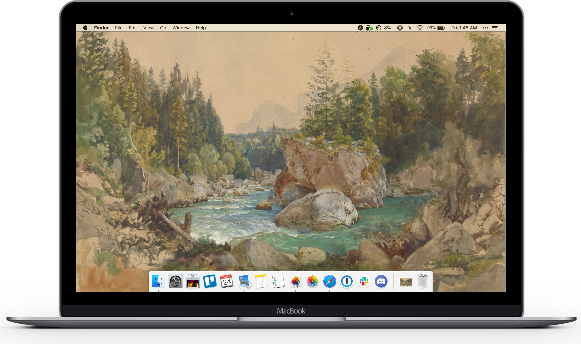 Artpaper Puts 5K Art Wallpapers On Your Mac