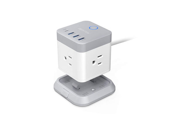 BESTEK Mountable Power Strip: $23.99