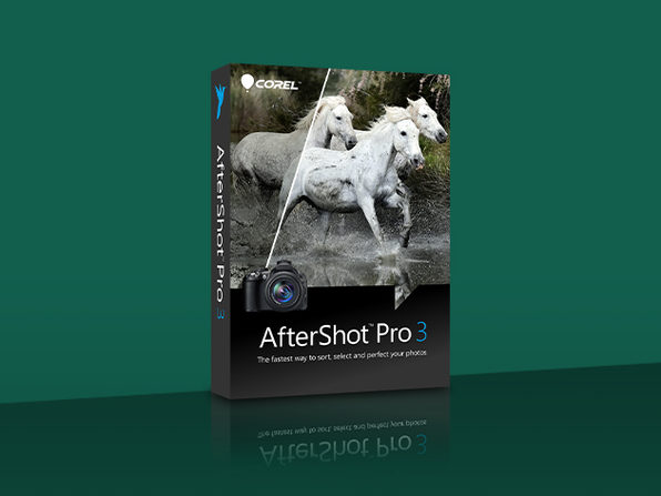 Corel AfterShot Pro 3 for Mac: $29.99