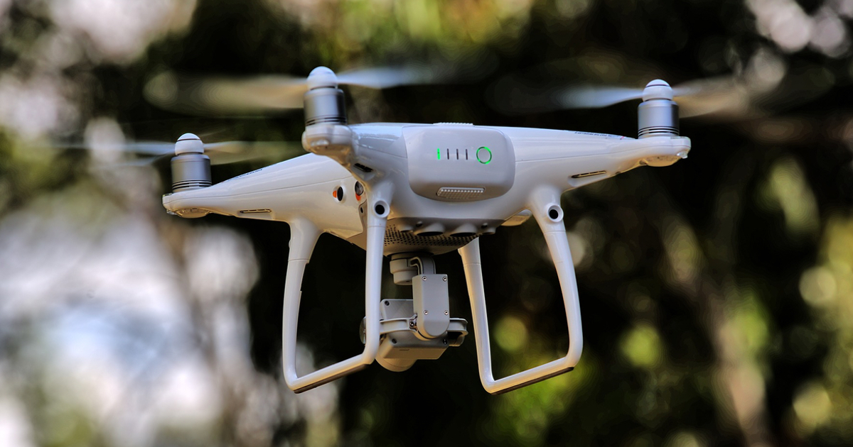 Drones Help Find The Victims of Mexico's Drug War