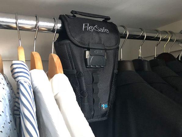 2019 FlexSafe Portable Travel Safe: $59