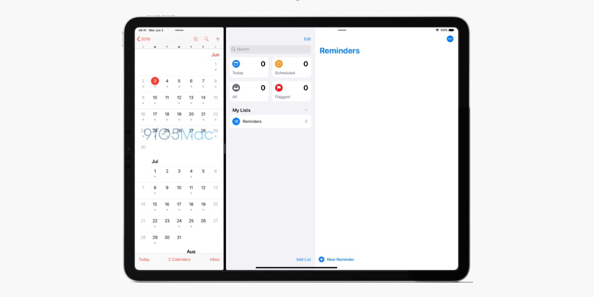 iOS 13 screenshots reminders