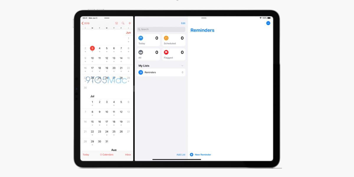 iOS 13 screenshots reminders