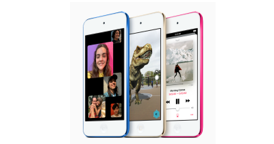 iPod touch new