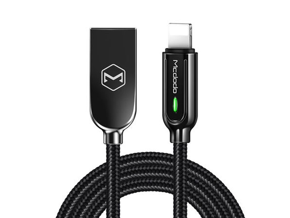 Mcdodo Lightning Bolt 3.0 Lightning Cable: $19