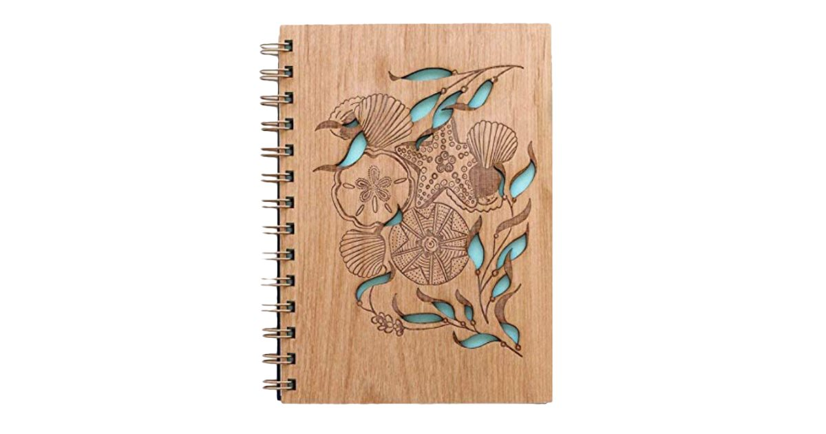 tidepool wood journal