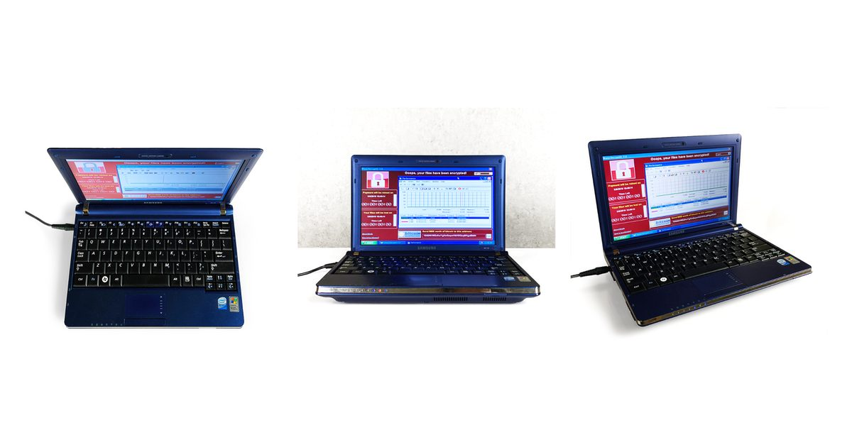 A Laptop Containing Six Devastating Viruses is on Sale