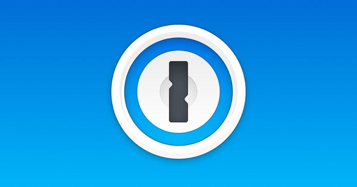 1password logo