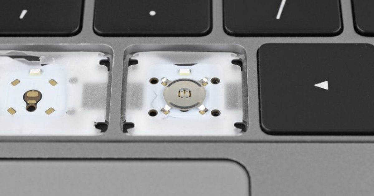 76d3c15b378 2019 MacBook Pro Teardown From iFixit Examines Tweaked Keyboard - The Mac  Observer