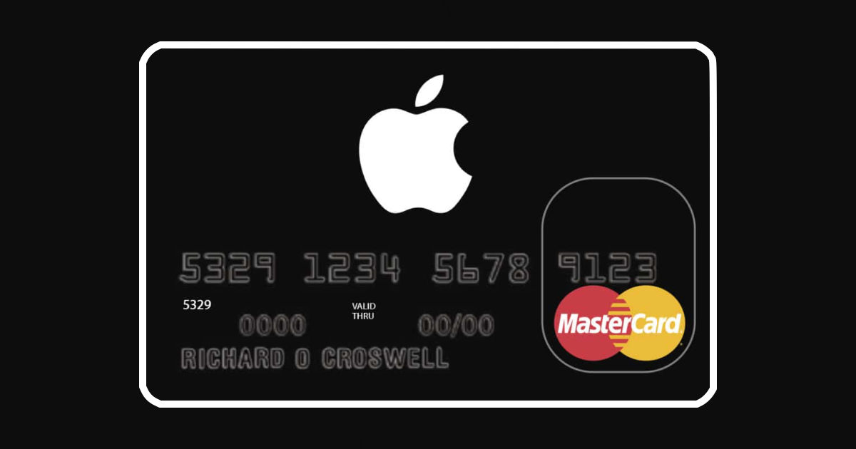 Apple History: The Apple Credit Card From 2004, and the 90s