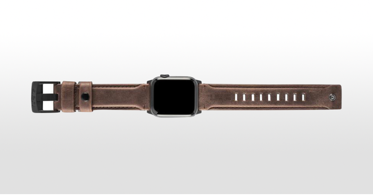 Urban Armor Gear Apple Watch Straps are Here