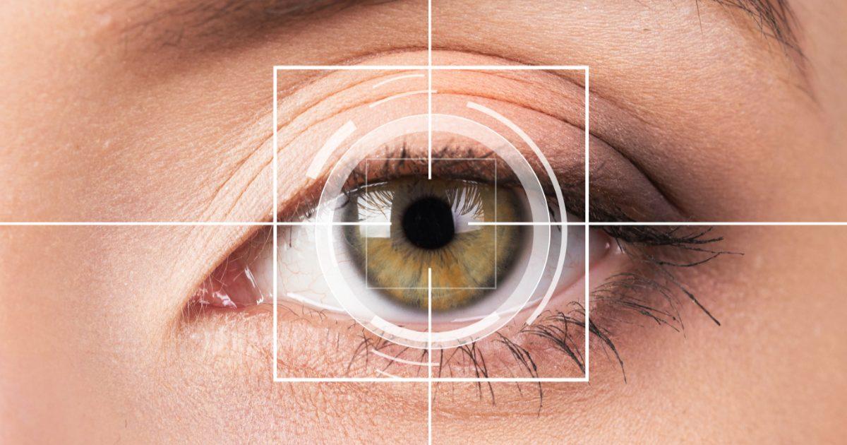 biometrics eye tracking